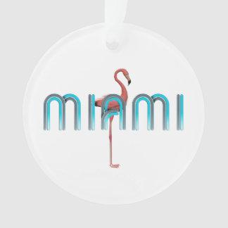 TEE Miami Ornament
