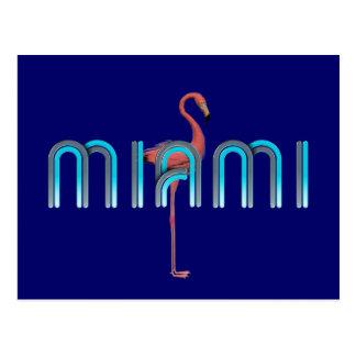 TEE Miami Postcard