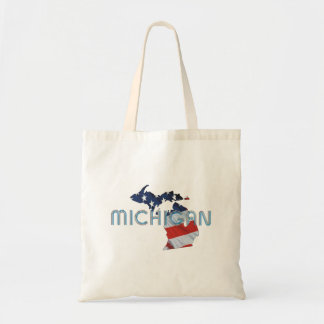 TEE Michigan Patriot Tote Bag