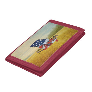 TEE Missouri Patriot Tri-fold Wallets