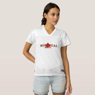 TEE Montreal Women's Football Jersey