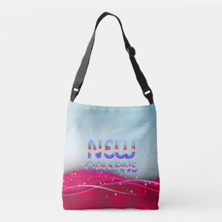 TEE New Orleans Crossbody Bag