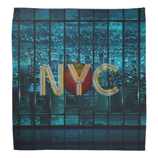 TEE New York City Bandana
