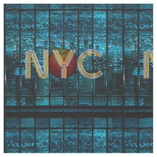 TEE New York City Fabric