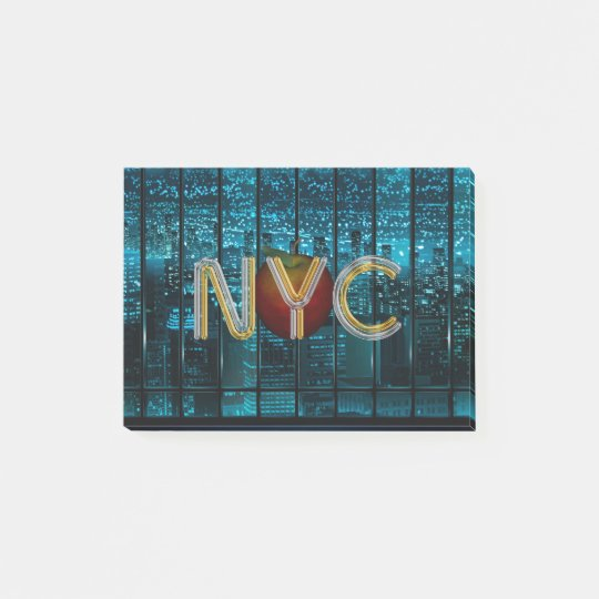 TEE New York City Post-it Notes