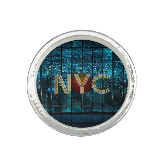 TEE New York City Ring