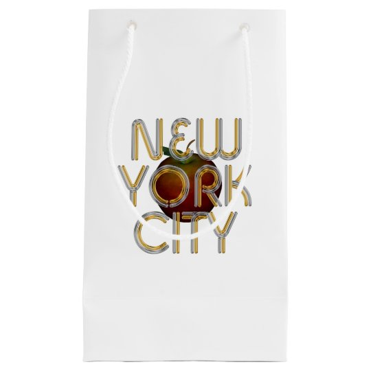 TEE New York City Small Gift Bag