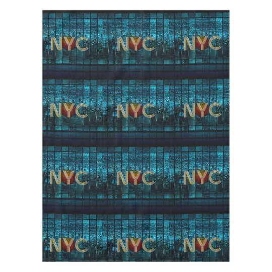 TEE New York City Tablecloth