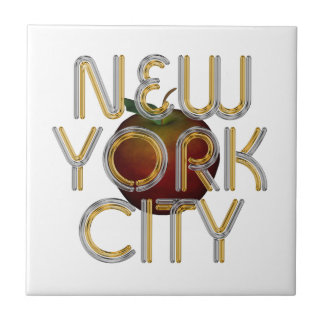 TEE New York City Tile