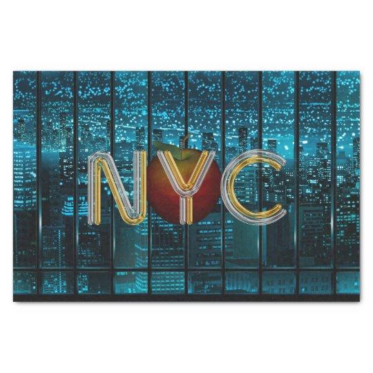 TEE New York City Tissue Paper
