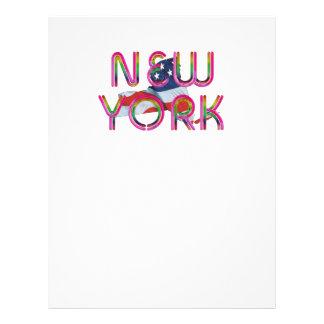TEE New York Patriot Flyer