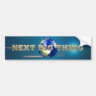TEE Next Big Thing Bumper Sticker