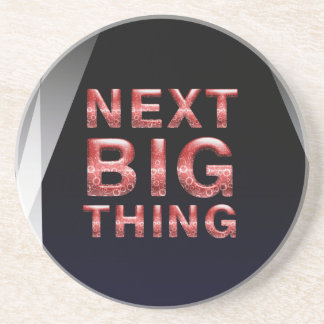 TEE Next Big Thing Coaster