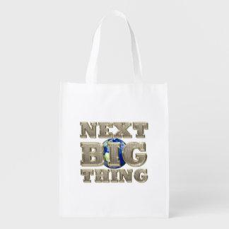 TEE Next Big Thing Reusable Grocery Bag
