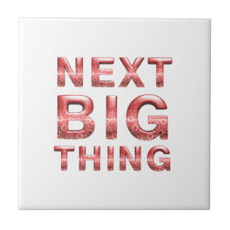 TEE Next Big Thing Tile