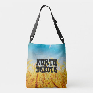 TEE North Dakota Crossbody Bag