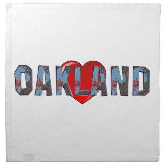 TEE Oakland Cloth Napkin