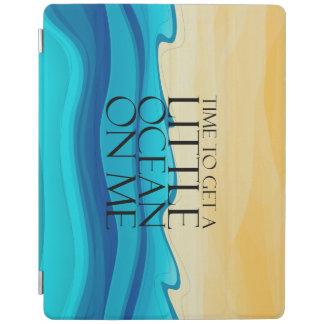 TEE Ocean of Me iPad Cover