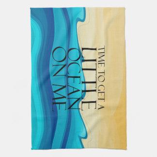 TEE Ocean of Me Kitchen Towel