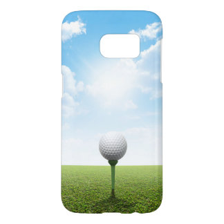 Tee Off Time Samsung Galaxy S7 Case