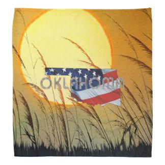 TEE Oklahoma Patriot Bandana