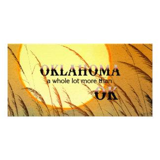 TEE Oklahoma Photo Greeting Card