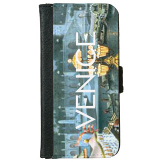 TEE On to Venice iPhone 6 Wallet Case