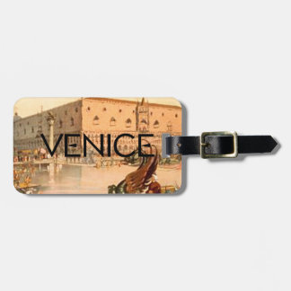 TEE On To Venice Luggage Tag