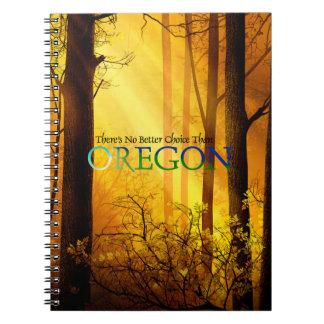 TEE Oregon Notebooks