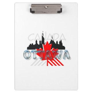 TEE Ottawa Clipboards