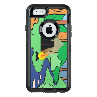 TEE Outdoors Bound OtterBox iPhone 6/6s Case