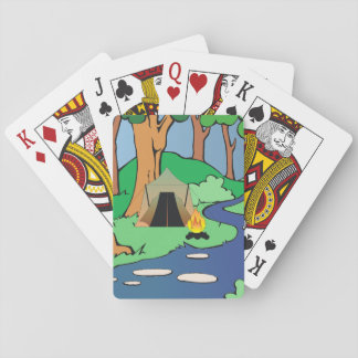 TEE Outdoors Bound Poker Deck