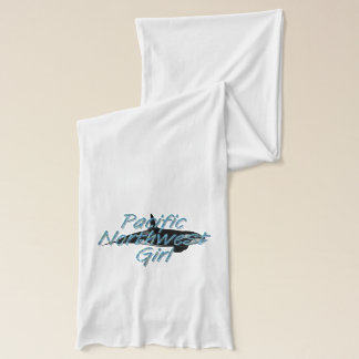 TEE Pacific Northwest Girl Scarf