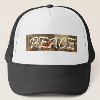 TEE Peace Trucker Hat