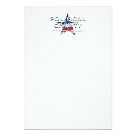 TEE Political Civility Card