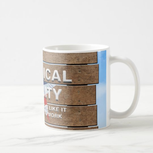TEE Political Civility Coffee Mug