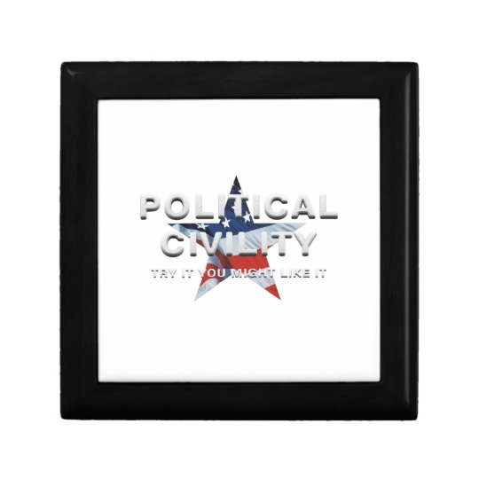 TEE Political Civility Gift Box