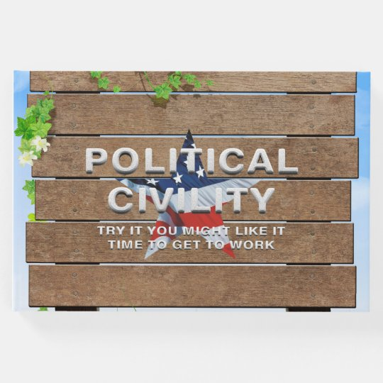 TEE Political Civility Guest Book
