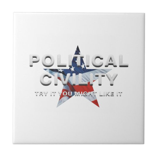 TEE Political Civility Tile