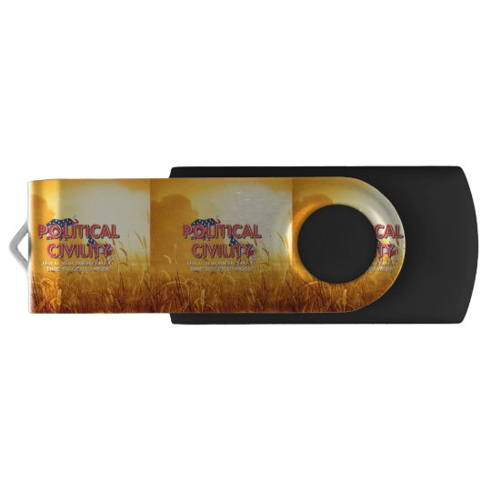 TEE Political Civility USB Flash Drive