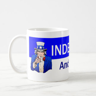 TEE Proud Independent Coffee Mug