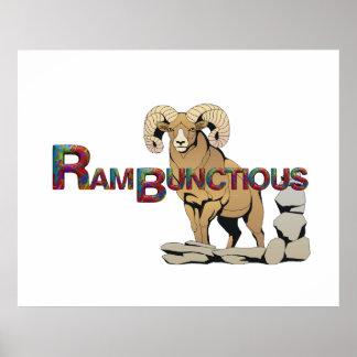 TEE Rambunctious Poster