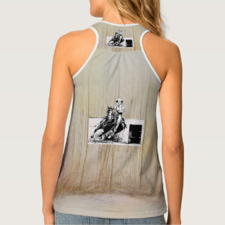 TEE Rodeo Cowgirl