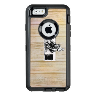 TEE Rodeo Cowgirl OtterBox Defender iPhone Case