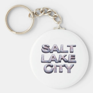 TEE Salt Lake City Keychain