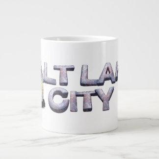 TEE Salt Lake City Large Coffee Mug