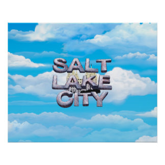 TEE Salt Lake City Poster