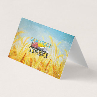 TEE Saskatoon Business Card