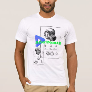 tee-shirt AnaTomiK Jean-Marie Moyer T-Shirt