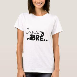 """Tee-shirt BASIC for woman """"Humour """" T-Shirt"""